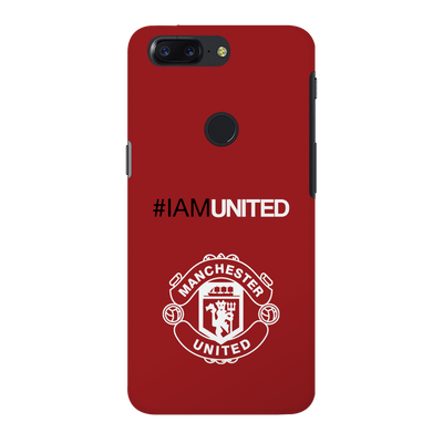 I Am United OnePlus 5T Case