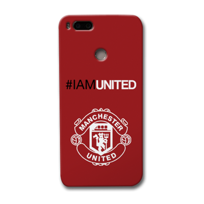 I Am United Redmi Mi A1 Case
