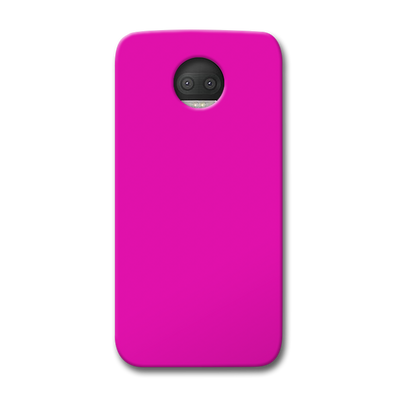 Pink Shade Moto G5s Plus Case