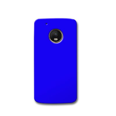 Dark Blue Moto G5s Case
