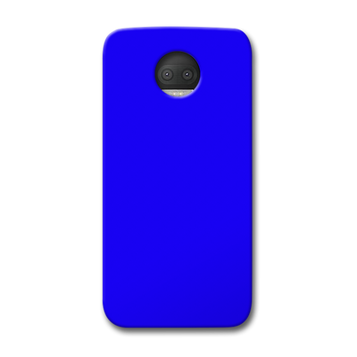 Dark Blue Moto G5s Plus Case