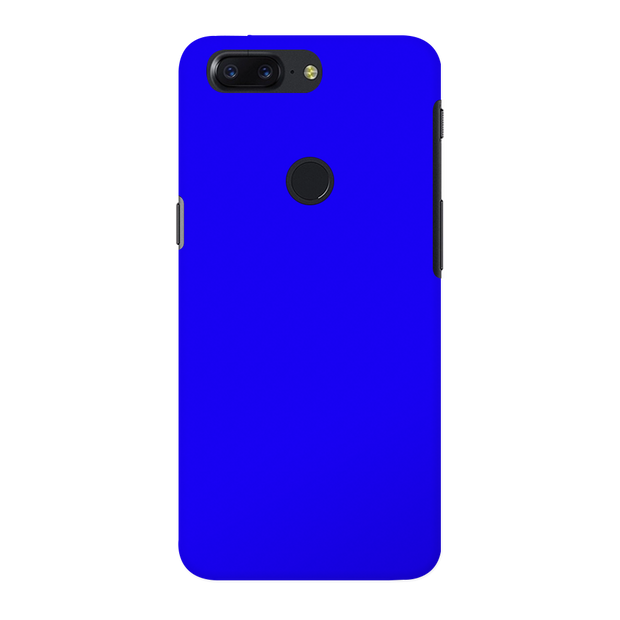 Dark Blue OnePlus 5T Case