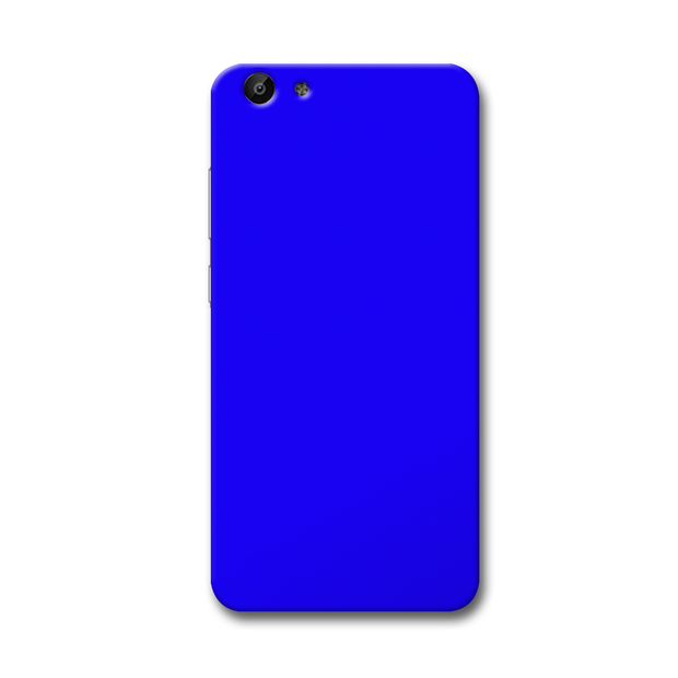 Dark Blue Vivo Y69 Case