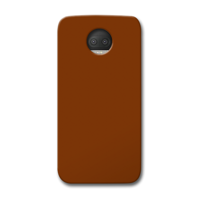 Brown Moto G5s Plus Case