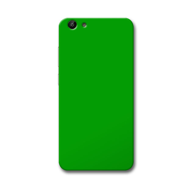 Dark Green Vivo Y69 Case