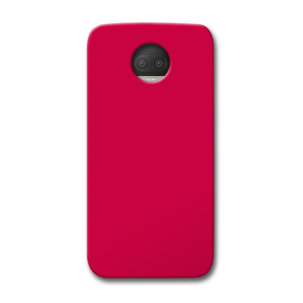Shade of Pink Moto G5s Plus Case