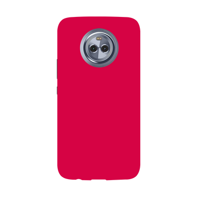 Shade of Pink Moto X4 Case