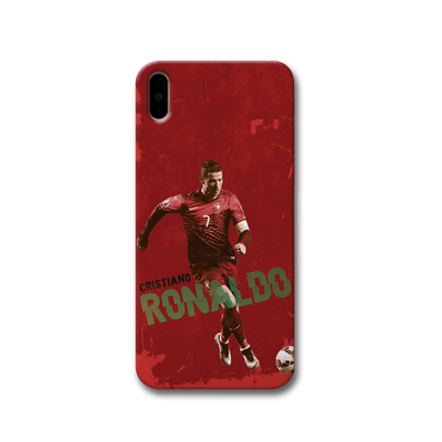 Cristiano Ronaldo Apple iPhone X Case