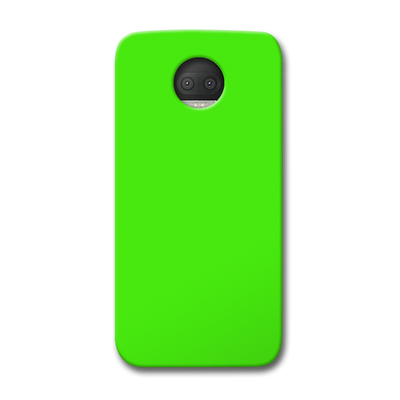Light Green Moto G5s Plus Case