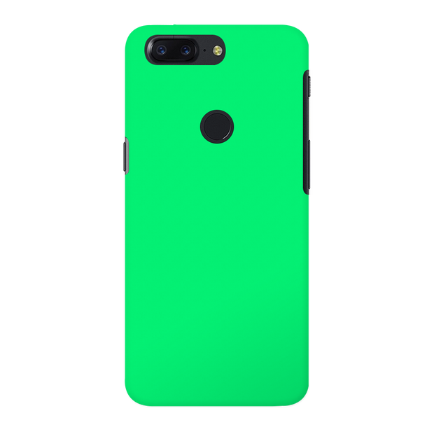 Aqua Green OnePlus 5T Case
