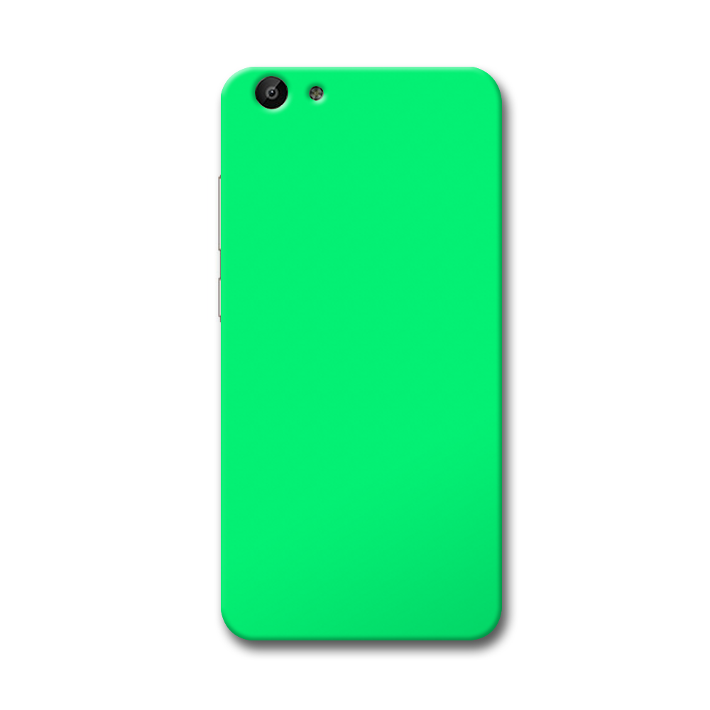 Aqua Green Vivo Y69 Case