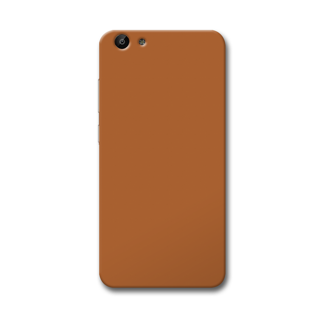 Light Brown Vivo Y69 Case