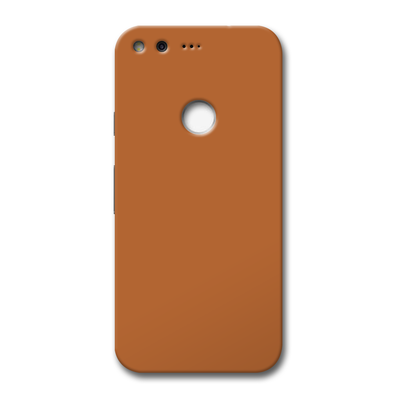 Light Brown Google Pixel Case