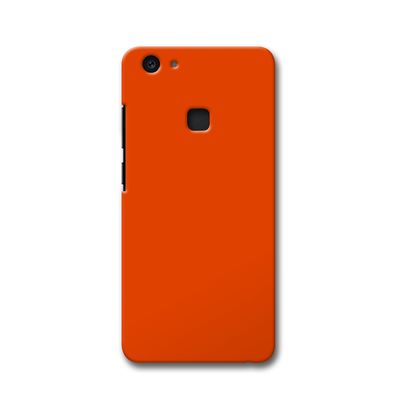 Orange Vivo V7 Plus Case