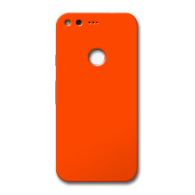 Orange Google Pixel Case