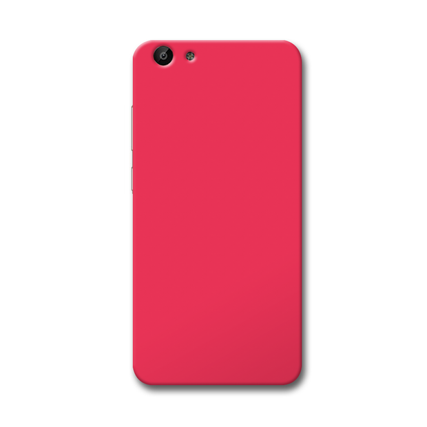 Light Pink Vivo Y69 Case