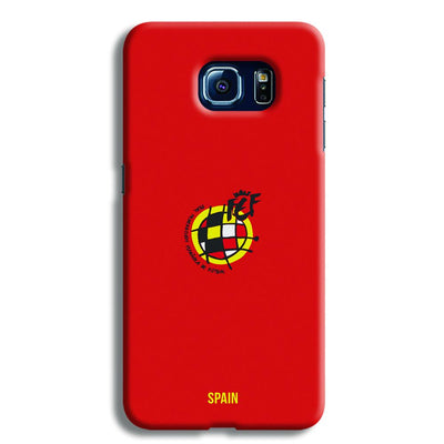 Spain Samsung S6 Case