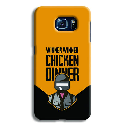 Pubg Chicken Dinner Samsung S6 Case