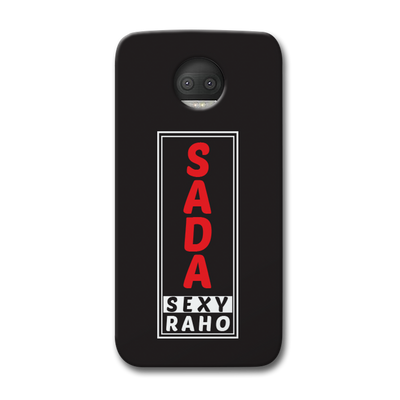 Sadda Sexy Raho Moto G5s Plus Case