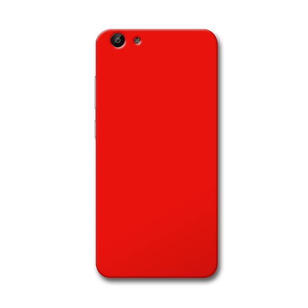 Red Vivo Y69 Case
