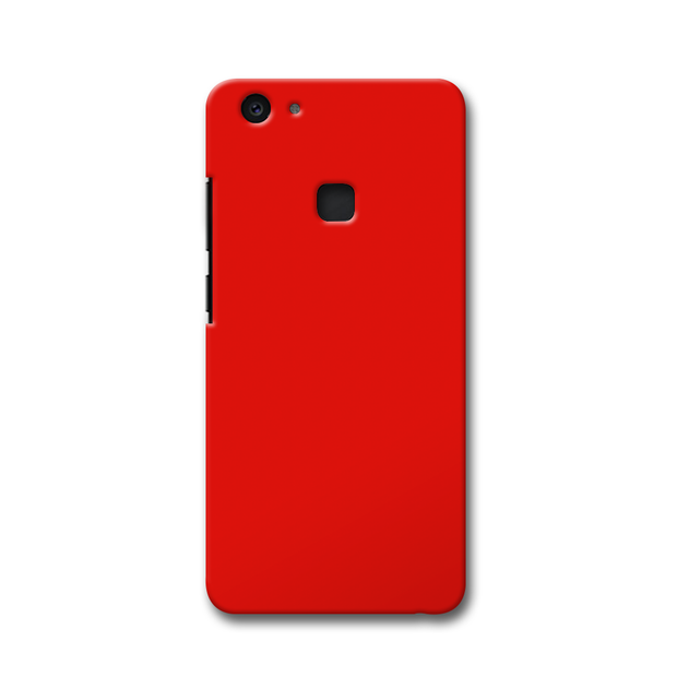 Red Vivo V7 Plus Case