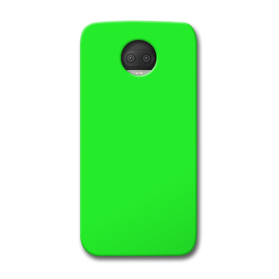 Green Moto G5s Plus Case
