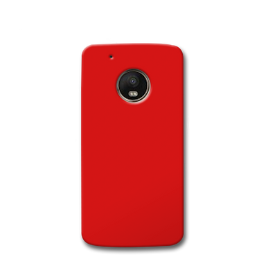 Light Red Moto G5s Case