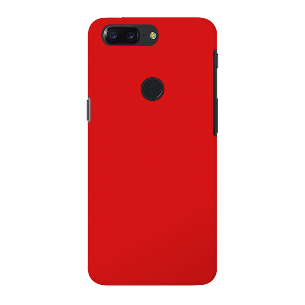 Light Red OnePlus 5T Case