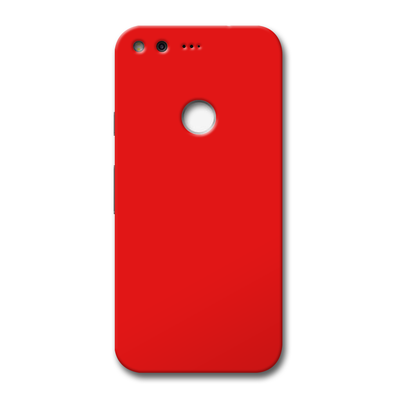 Light Red Google Pixel Case