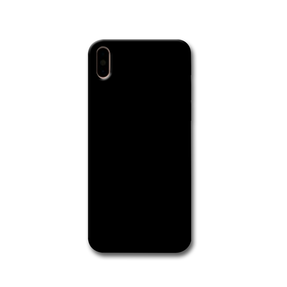 Black Apple iPhone X Case