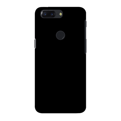 Black OnePlus 5T Case