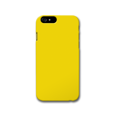 Yellow Shade Apple iPhone 8 Case
