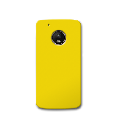 Yellow Shade Moto G5s Case