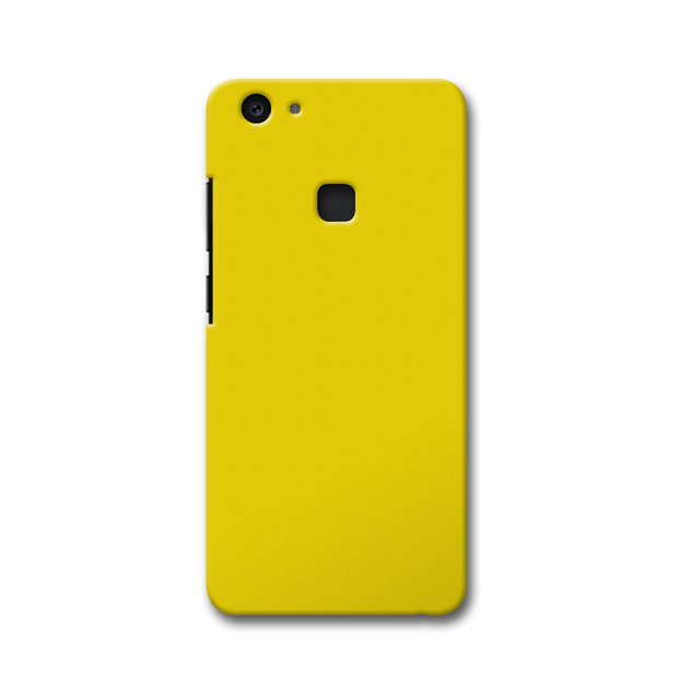 Yellow Shade Vivo V7 Plus Case