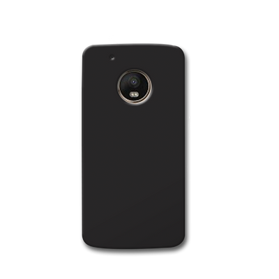 Dark Grey Moto G5s Case