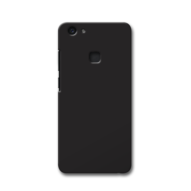 Dark Grey Vivo V7 Plus Case