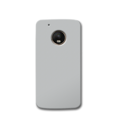 Light Grey Moto G5s Case