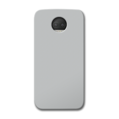 Light Grey Moto G5s Plus Case