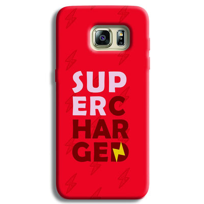 SuperCharged Samsung S6 Edge Case