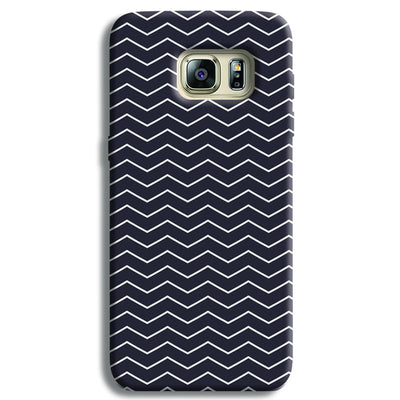 Chevron Pattern Samsung S6 Edge Case