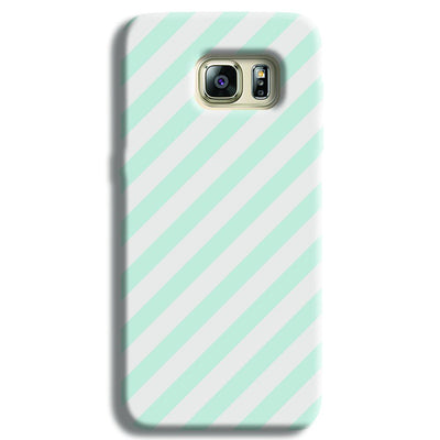 Stripe Pattern Samsung S6 Edge Case