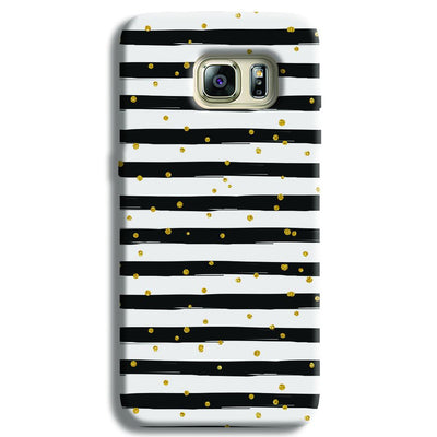Bling Dot Samsung S6 Edge Case