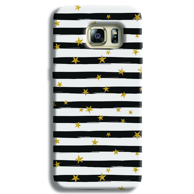 Bling Star Samsung S6 Edge Case