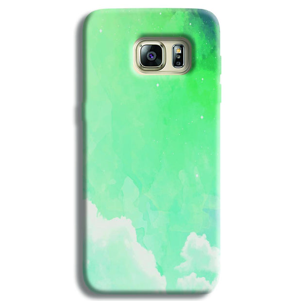 Blue Resonance  Samsung S6 Edge Case