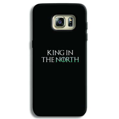 King in The NORTH Samsung S6 Edge Case