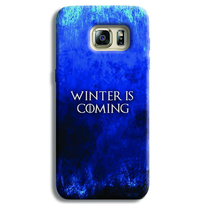 Winter is Coming Samsung S6 Edge Case