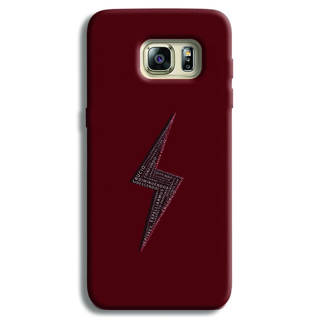 Harry Potter Samsung S6 Edge Case