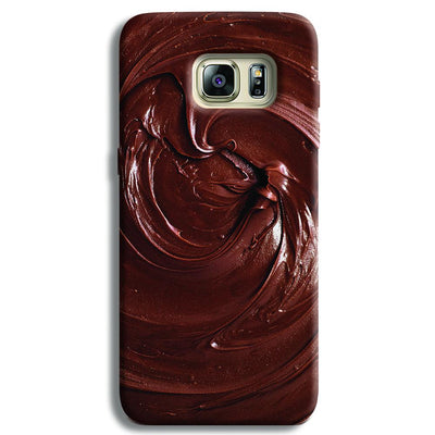 Chocolate Samsung S6 Edge Case