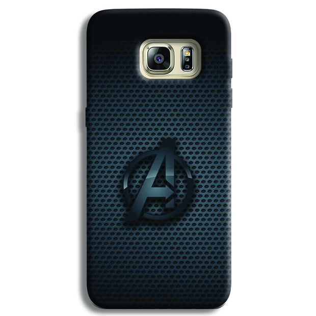 Avenger Grey Samsung S6 Edge Case