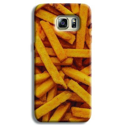French Fries Samsung S6 Edge Case